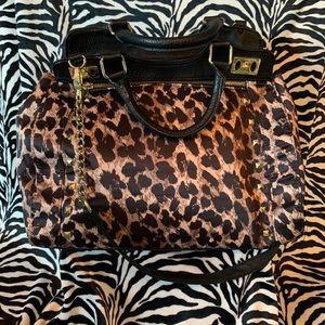 Leopard studded Olivia&Joy Bag